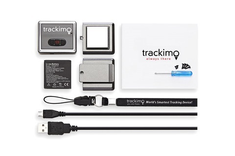 Trackimo package contents