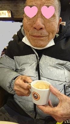 コーヒーおとん