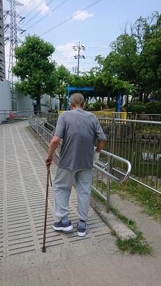 おとん散歩