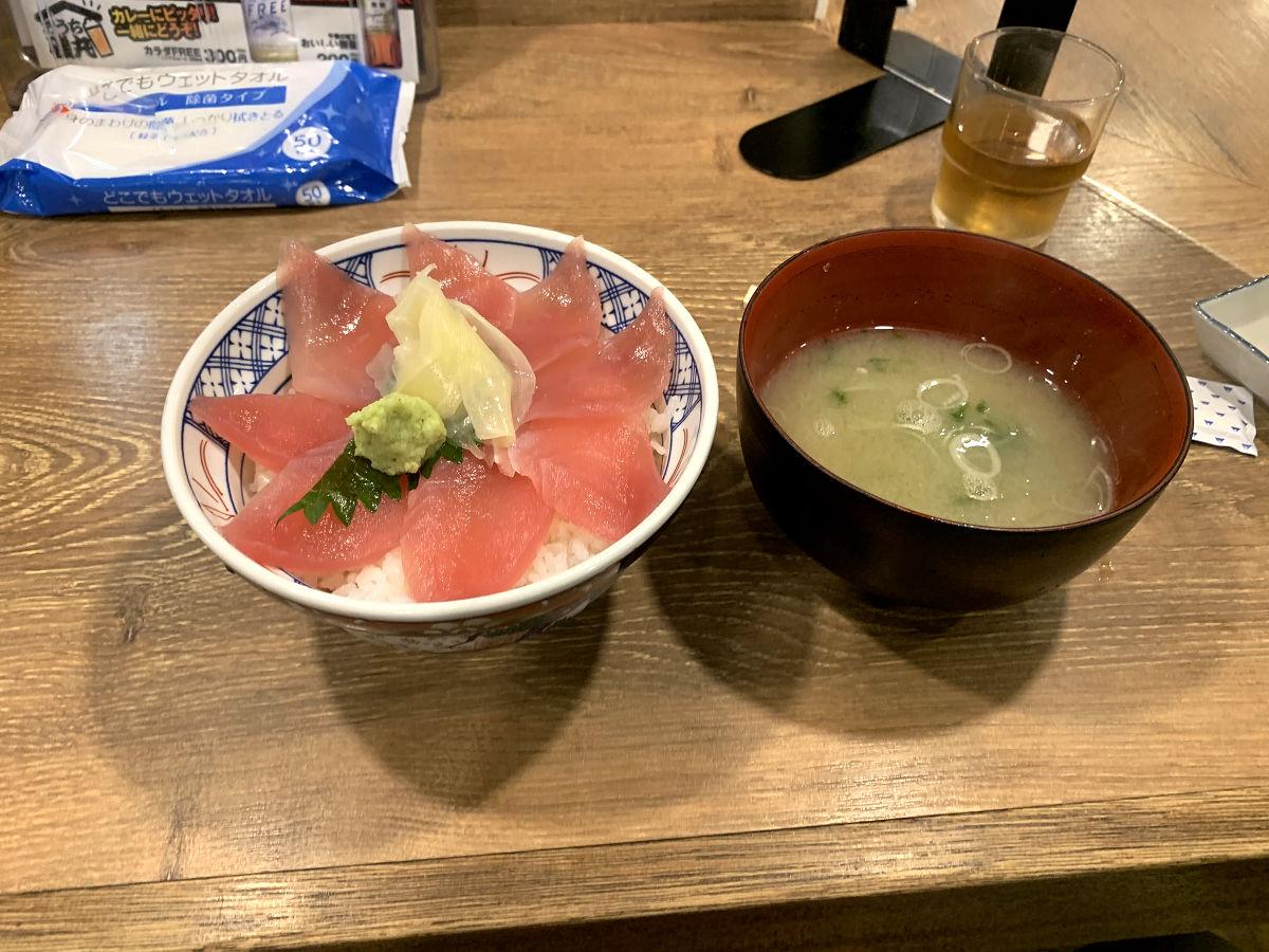 縁切りの週明け月曜日 マグロ丼 by天空オフィシャルブログ所蔵画像