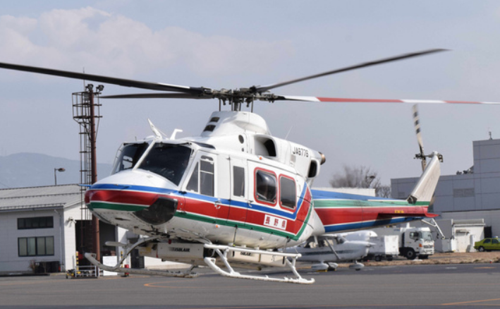 長野県防災ヘリ