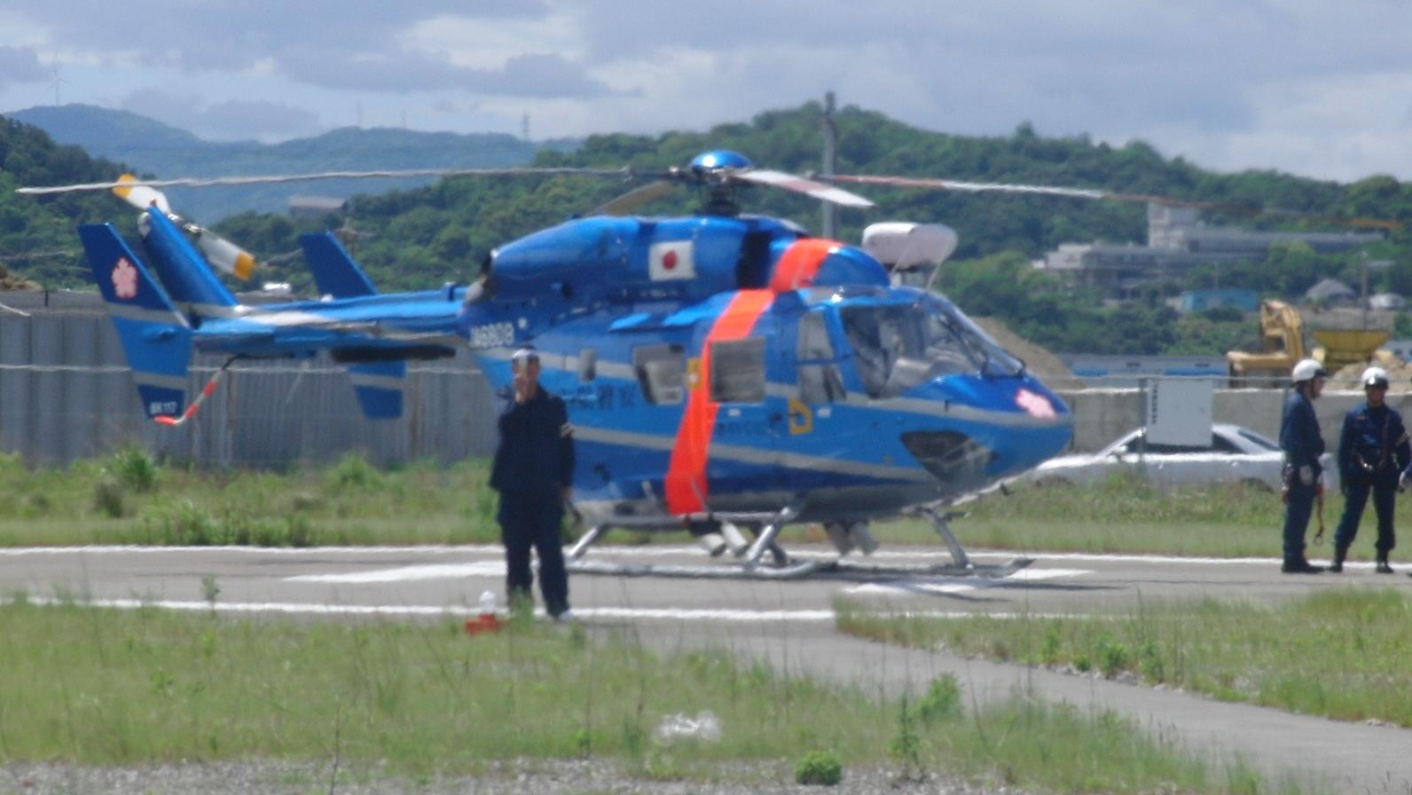 和歌山ドクターヘリ2 (26)