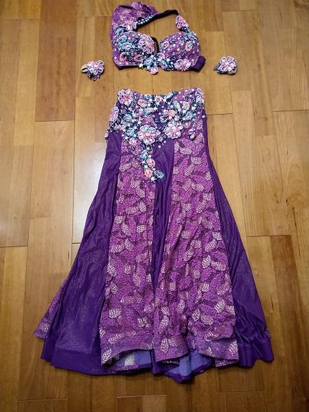 ④エジプト製 Hanan紫