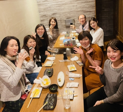 Team Young食事会