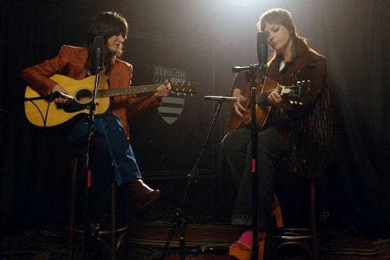 Sharon Van Etten Angel Olsen - Like I Used To (Acoustic)