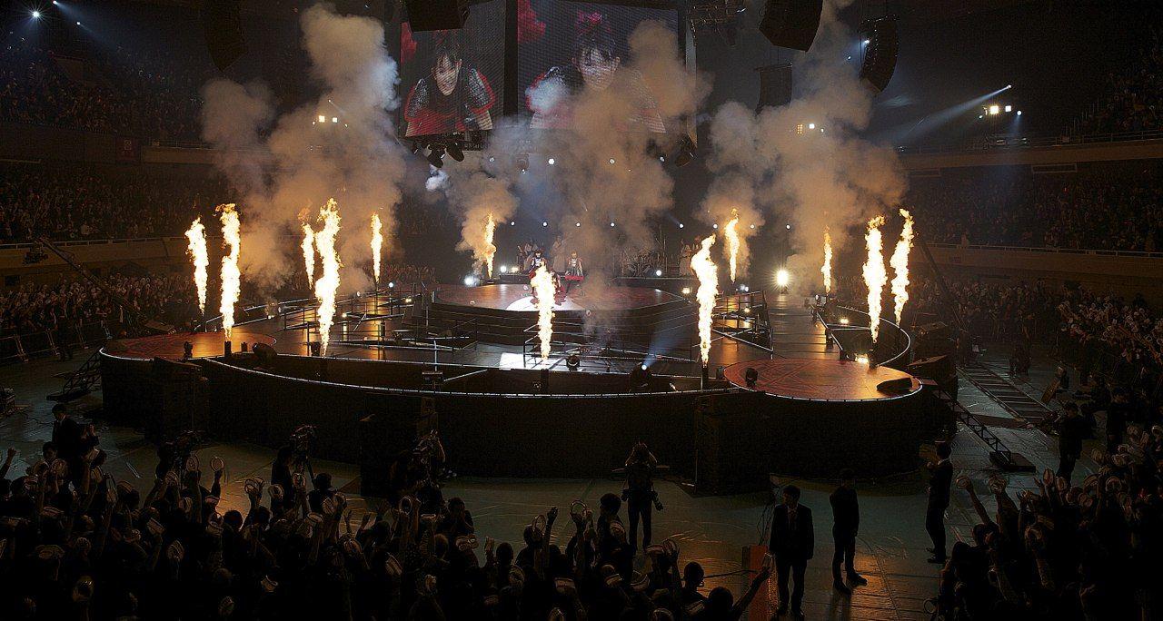 今月19日から始まるBABYMETAL武道館10公演も前回同様のセンターステージになってほしい?