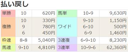 210501阪神12R払戻
