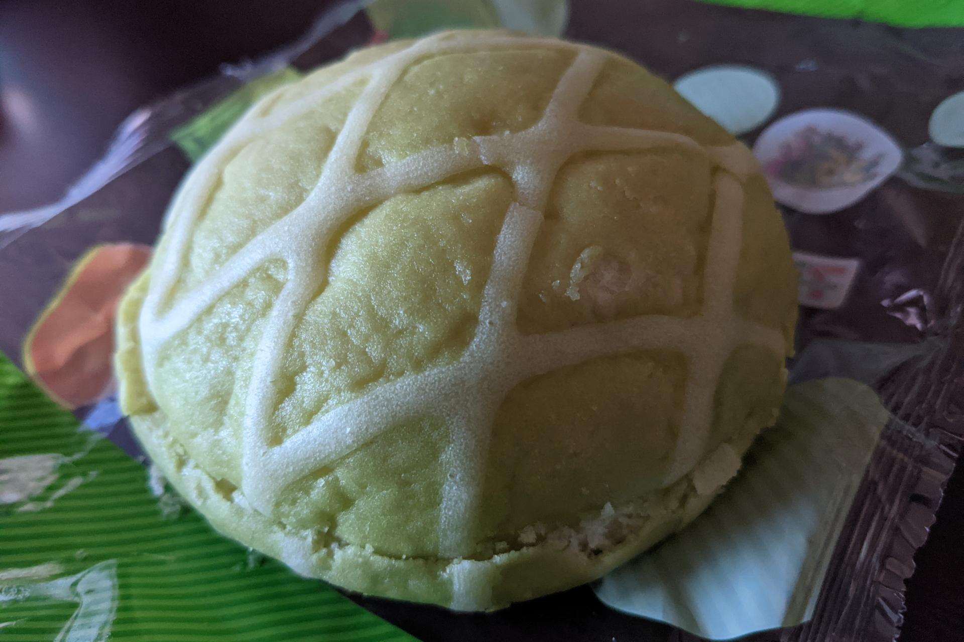 ヨッシーのパン