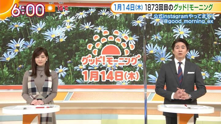 2021年01月14日新井恵理那の画像03枚目