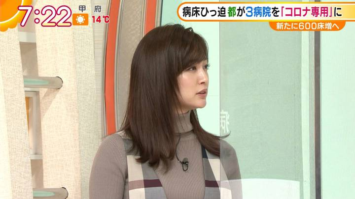 2021年01月14日新井恵理那の画像10枚目