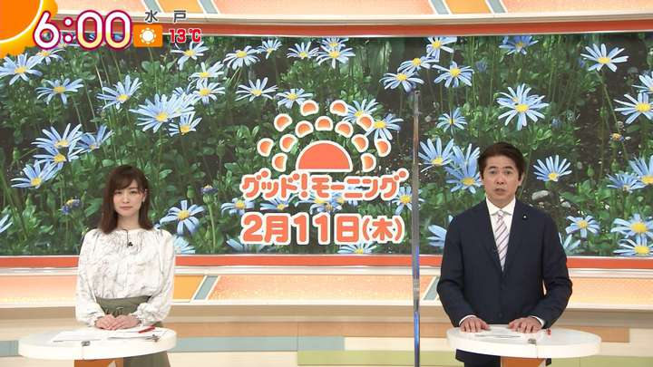 2021年02月11日新井恵理那の画像03枚目