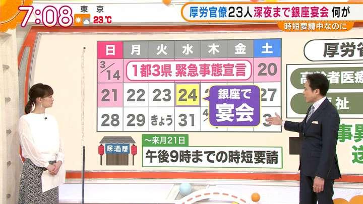 2021年03月30日新井恵理那の画像12枚目