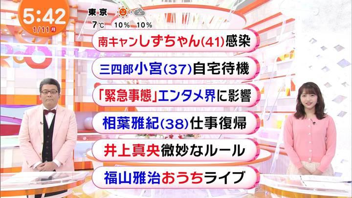 2021年01月11日藤本万梨乃の画像01枚目