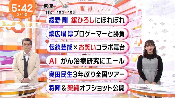 2021年02月01日藤本万梨乃の画像01枚目