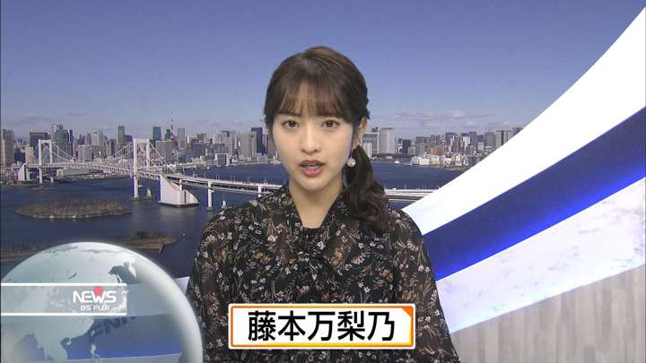 2021年02月09日藤本万梨乃の画像05枚目