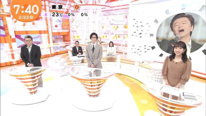 2021年02月22日藤本万梨乃の画像03枚目