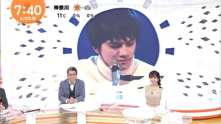 2021年02月25日藤本万梨乃の画像04枚目