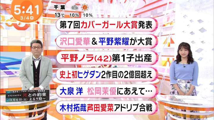 2021年03月04日藤本万梨乃の画像01枚目