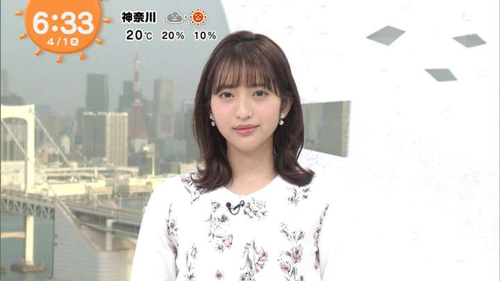 2021年04月01日藤本万梨乃の画像02枚目