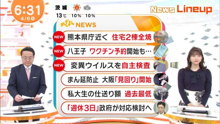 2021年04月06日藤本万梨乃の画像14枚目