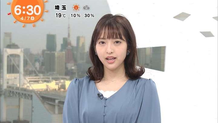 2021年04月07日藤本万梨乃の画像01枚目
