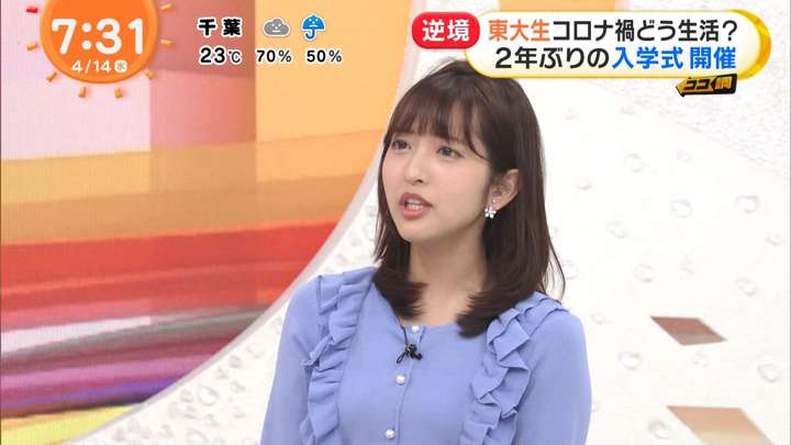 2021年04月14日藤本万梨乃の画像04枚目