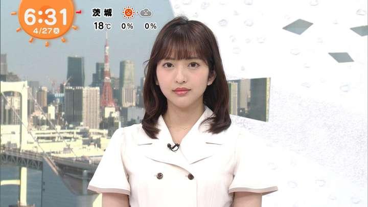 2021年04月27日藤本万梨乃の画像02枚目