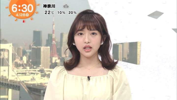 2021年04月28日藤本万梨乃の画像01枚目