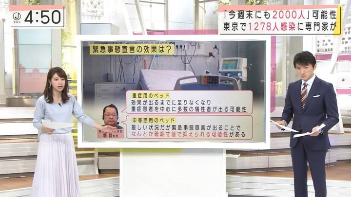 2021年01月05日林美沙希の画像03枚目