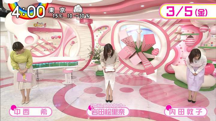 2021年03月05日岩田絵里奈の画像02枚目