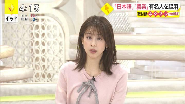 2020年12月25日加藤綾子の画像06枚目