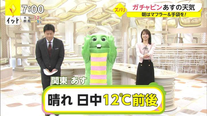2020年12月25日加藤綾子の画像21枚目