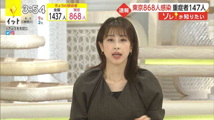 2021年01月29日加藤綾子の画像02枚目