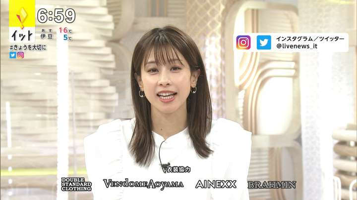 2021年02月12日加藤綾子の画像18枚目
