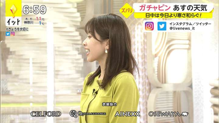 2021年02月18日加藤綾子の画像14枚目