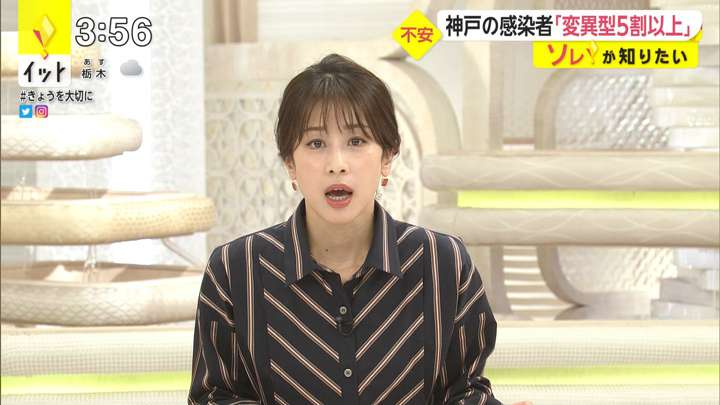 2021年03月04日加藤綾子の画像02枚目