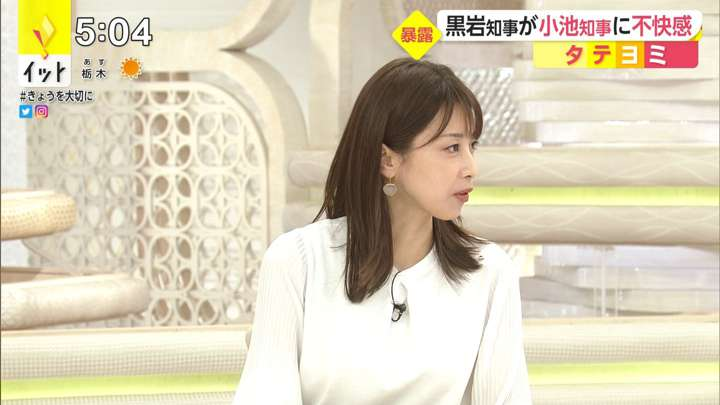2021年03月16日加藤綾子の画像08枚目