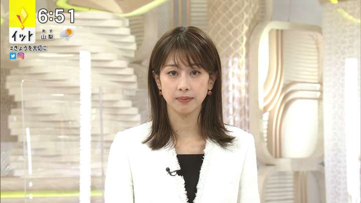2021年03月18日加藤綾子の画像12枚目