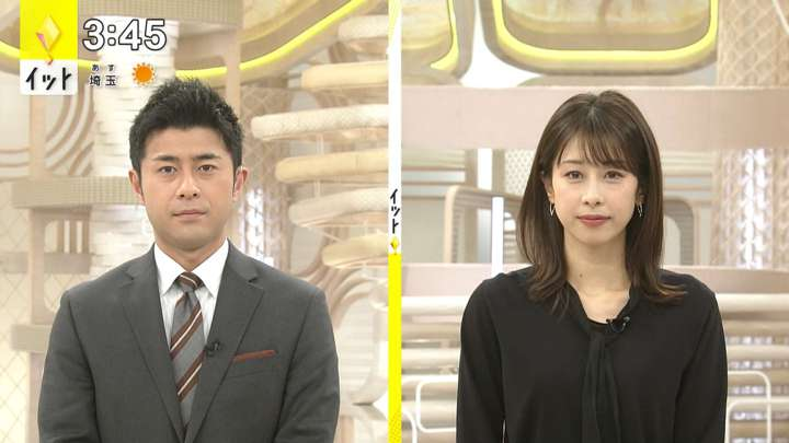 2021年03月23日加藤綾子の画像01枚目