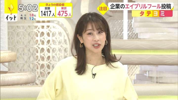 2021年04月01日加藤綾子の画像07枚目