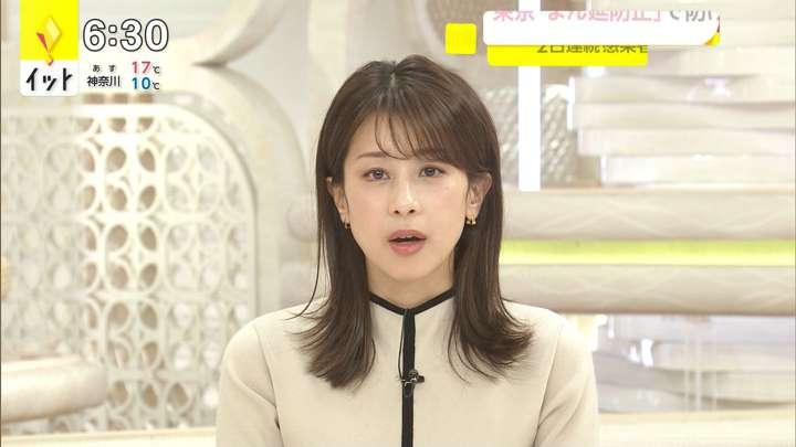 2021年04月08日加藤綾子の画像03枚目