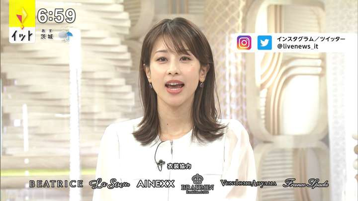 2021年04月12日加藤綾子の画像15枚目