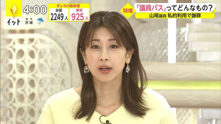 2021年04月28日加藤綾子の画像03枚目