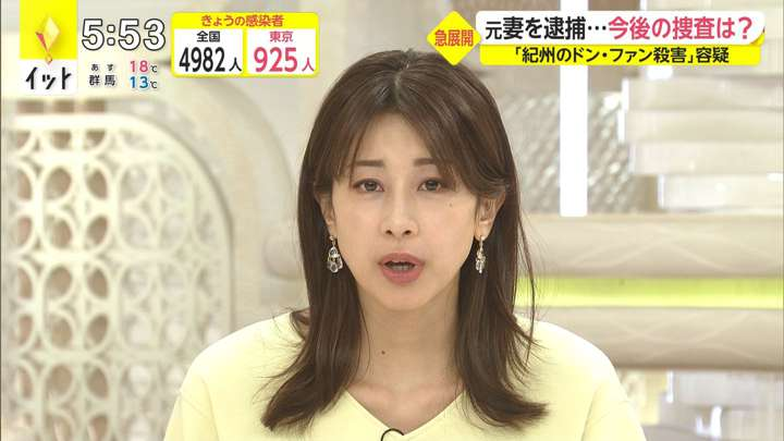 2021年04月28日加藤綾子の画像14枚目
