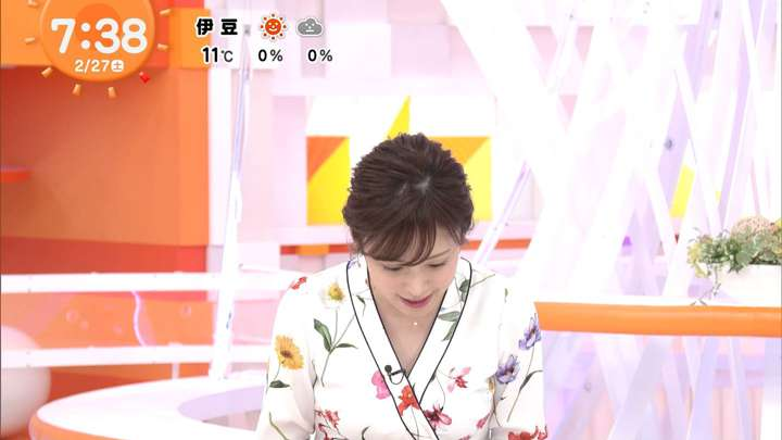 2021年02月27日久慈暁子の画像15枚目