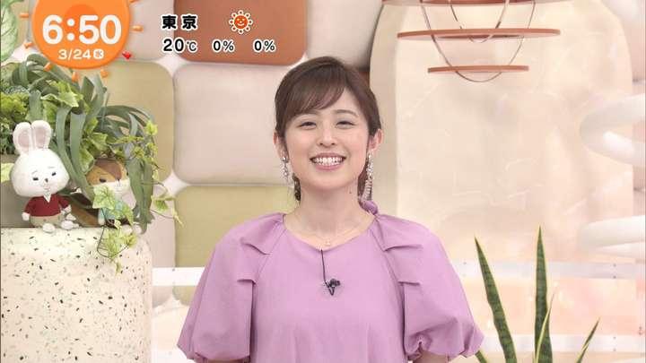 2021年03月24日久慈暁子の画像10枚目