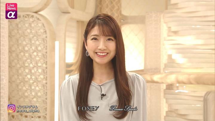 2020年12月25日三田友梨佳の画像24枚目