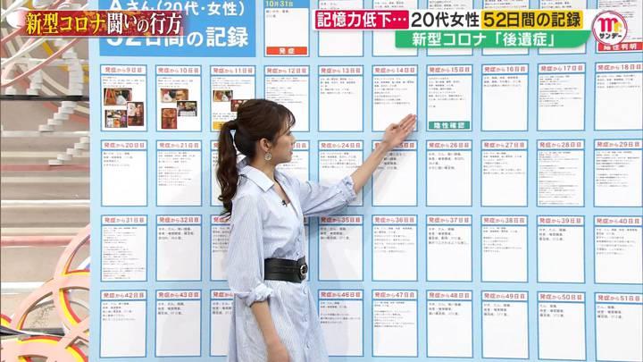 2020年12月27日三田友梨佳の画像20枚目