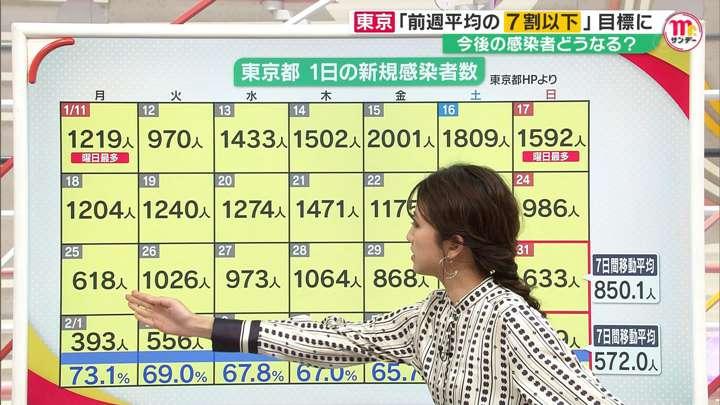 2021年02月07日三田友梨佳の画像08枚目
