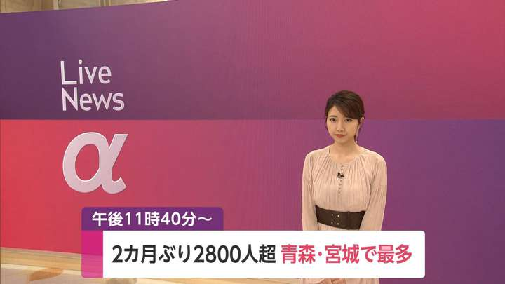 2021年03月31日三田友梨佳の画像01枚目